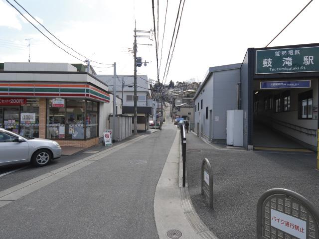 坂井建築事務所までの道のり(1)